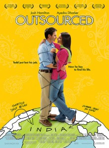 Outsourced The Movie. Not Just A TV Show.