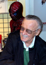 Stan Lee Changes History, and Saves the Galaxy