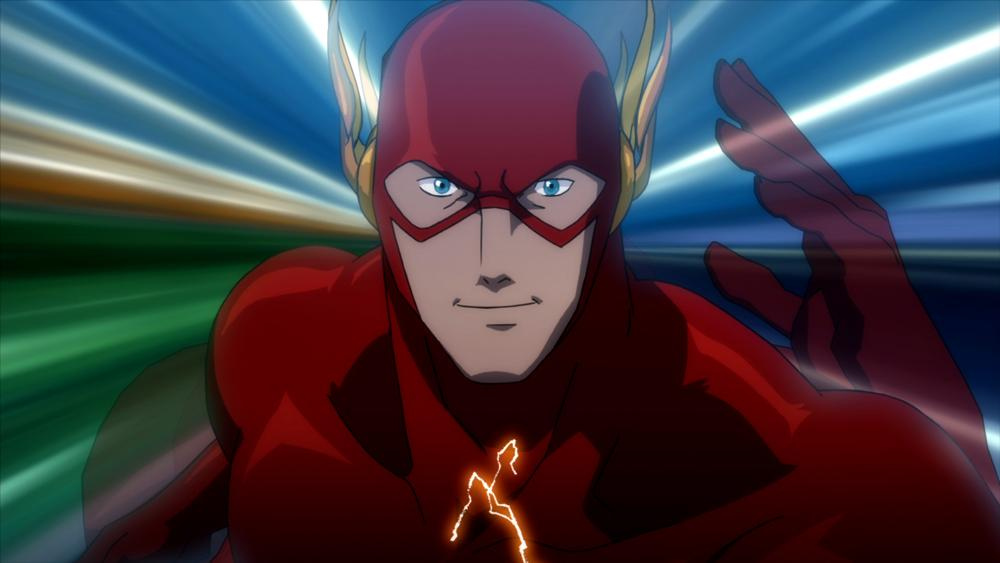 DVD Review: Justice League's The Flashpoint Paradox