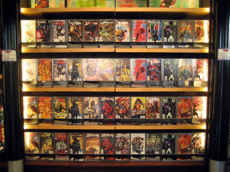 How to Protect Your Comic Book Collection