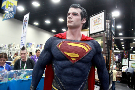 HISHE Gives a New Title to Man of Steel
